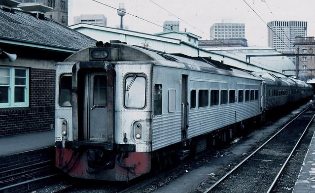 South Coast Daylight to Nowra at Central Station Sydney NSW Australia