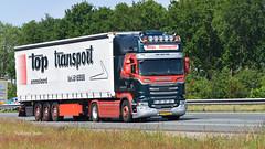 Top Transport Emmeloord Scania R730