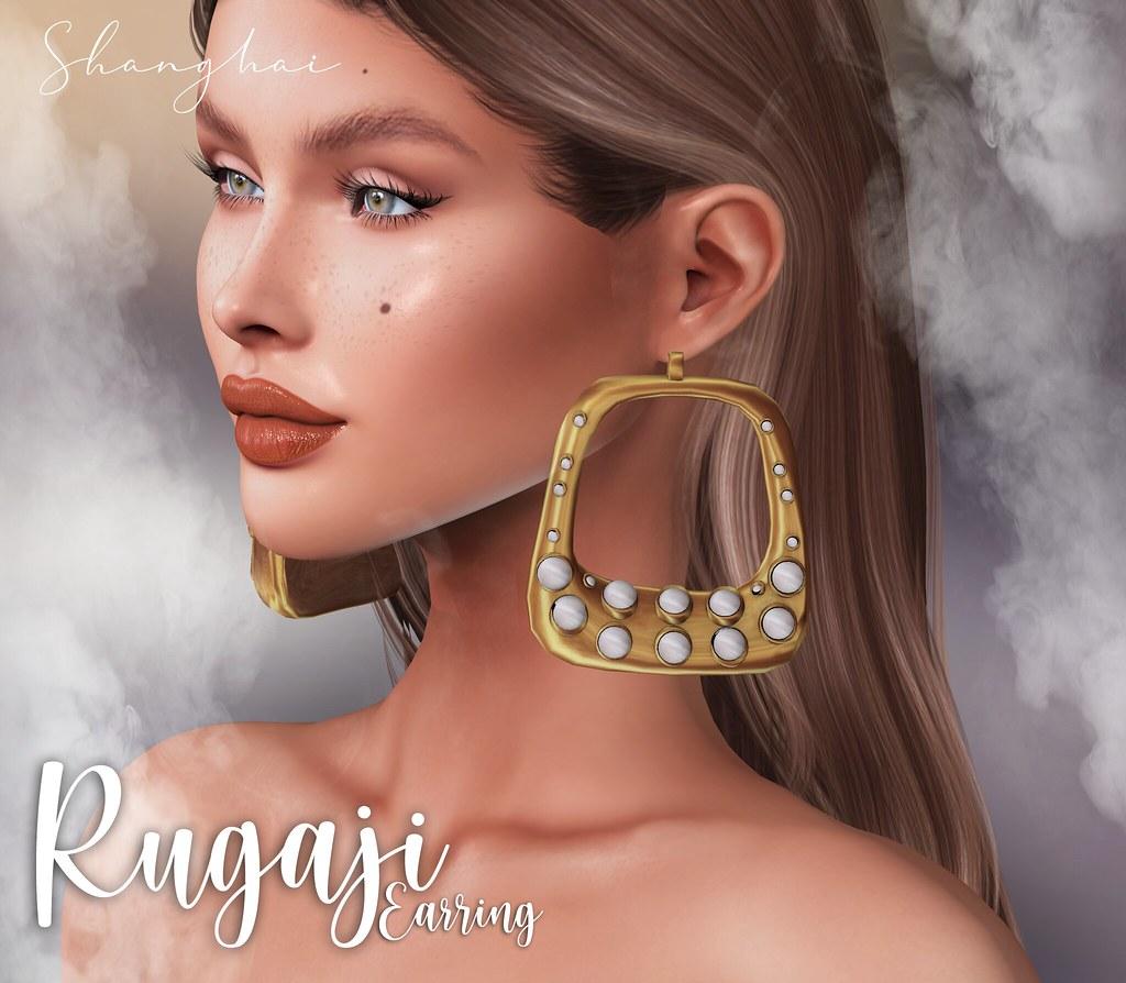 – shanghai – Rugaji Earring – Happy Weekend Event!!