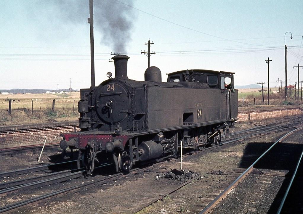 SMR 24, East Greta Jct, Maitland, NSW by dunedoo