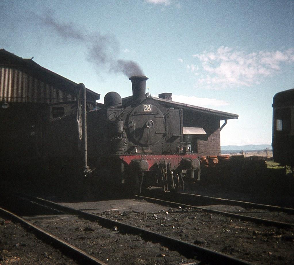 SMR 28, East Greta Loco Depot, Maitland, NSW by dunedoo