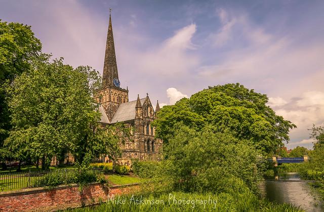 St. Cuthbert's & The Skerne