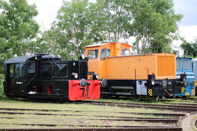 TEV: Eisenbahnmuseum Weimar