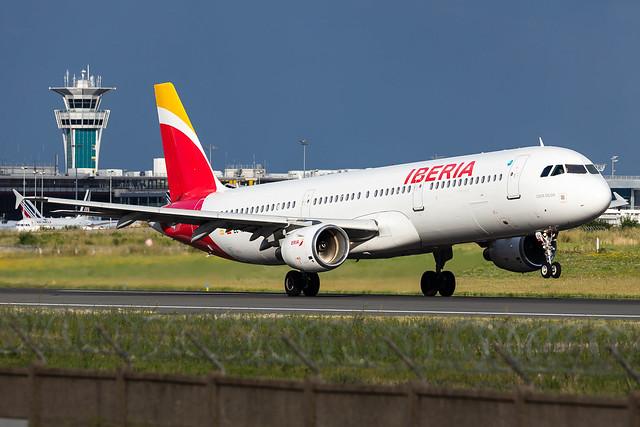 A321 / Iberia / EC-IGK