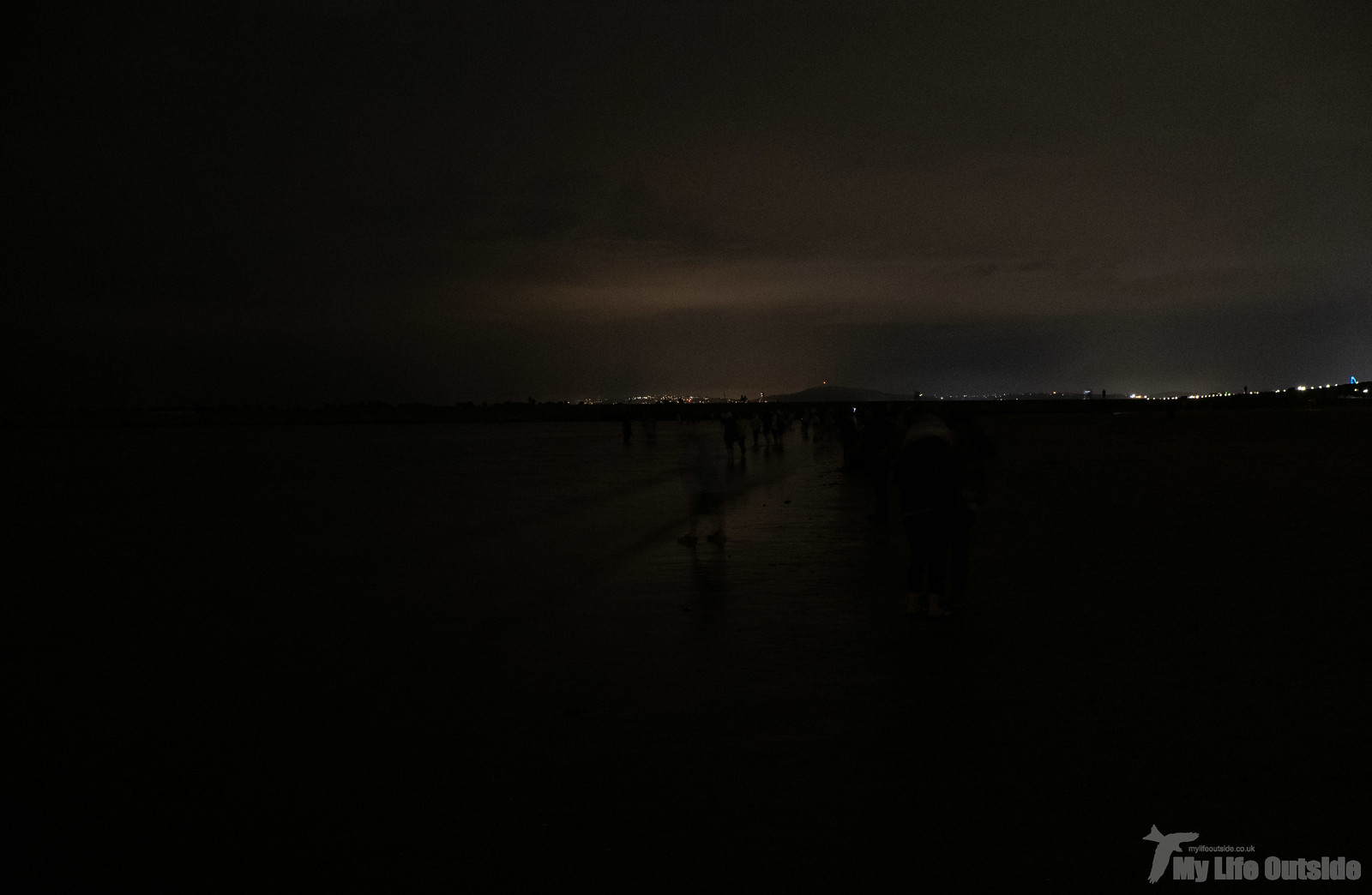 P7013460 - Bioluminescent Plankton, Aberavon