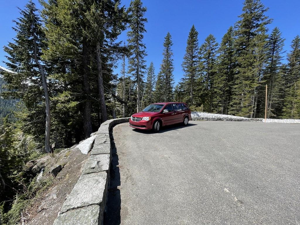 Mount Rainier Paradise Entrance