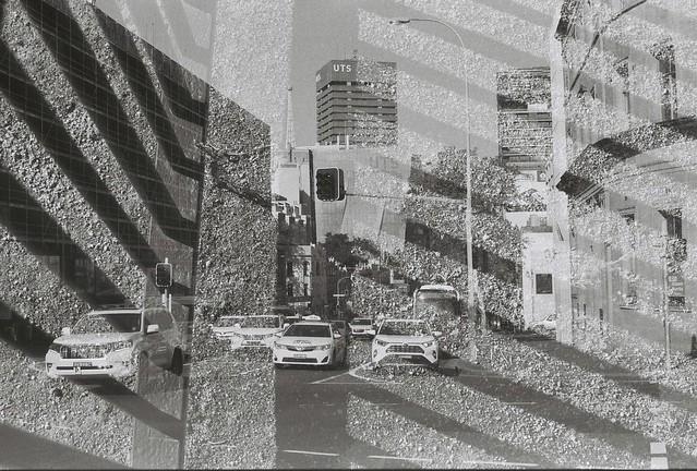 Sydney (Multiple Exposure)