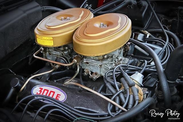 1950's  Mopar V8