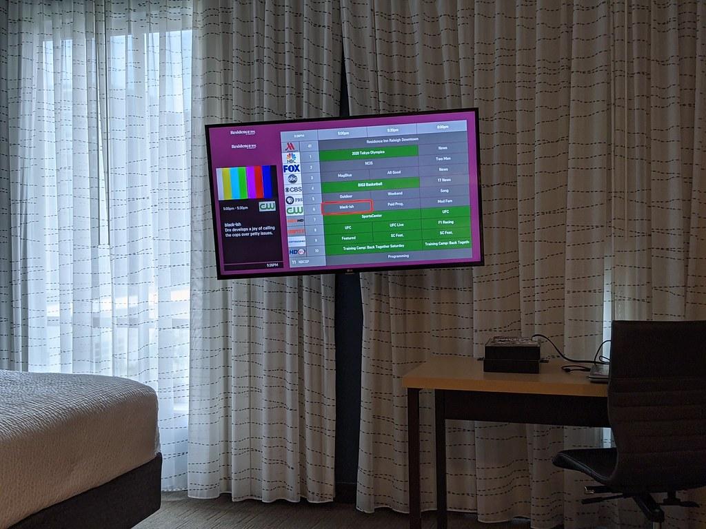 Residence Inn - TV