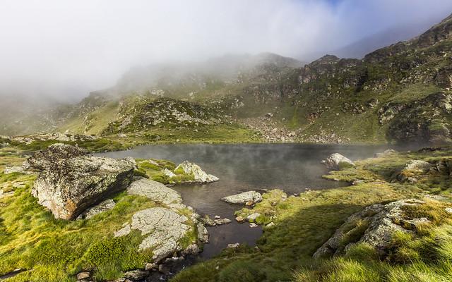 Estany de Creussans, Andorra