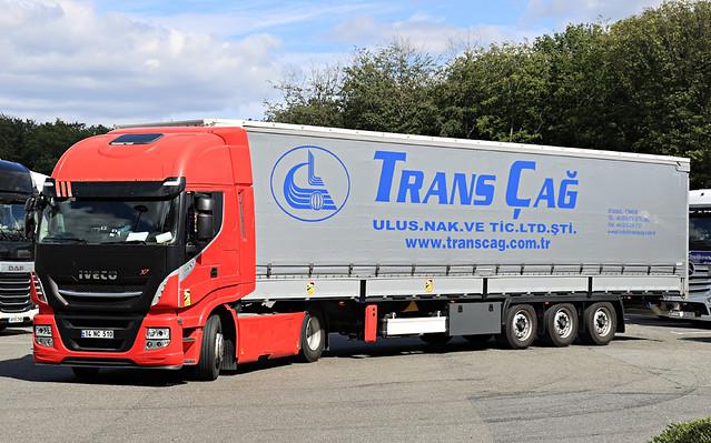 Jul 29 2021 beaconsfield  Trans Cag 14 NC 510 (TR)