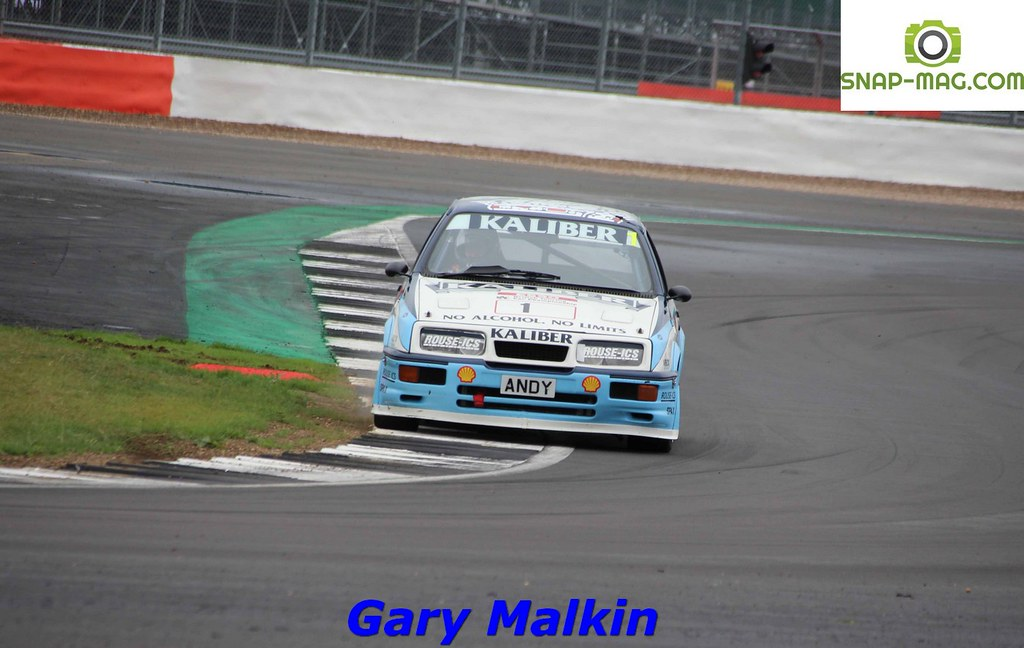 Ford Sierra Cosworth RS500 (Kaliber Rouse) 1989 - Thomas & Lockie (Silv.19ch)