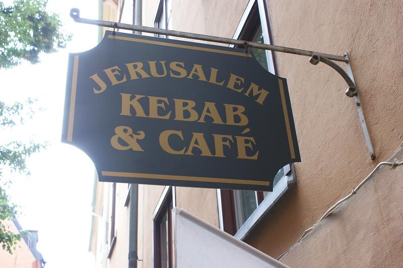 Jerusalem Kebab, Old town