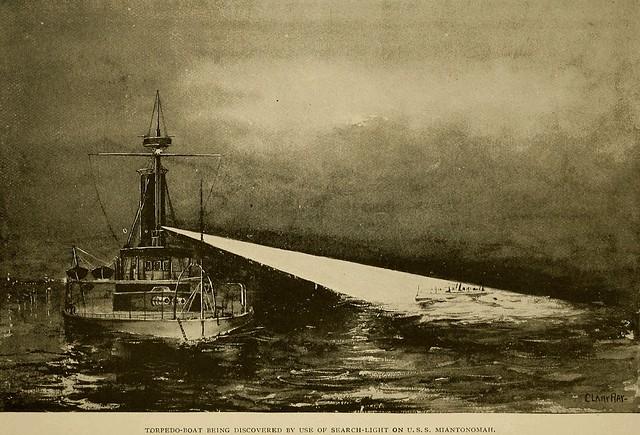 USS Miantonomah By Clary Ray 1892-04