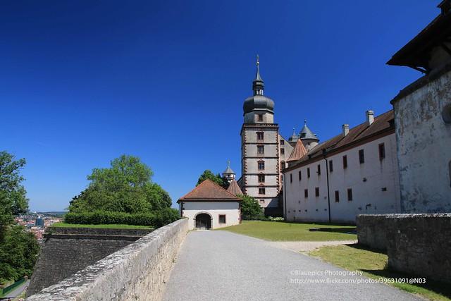 Würzburg, Marienberg fortress