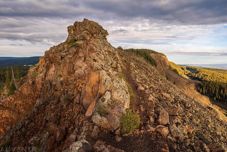 Crag Crest Tower
