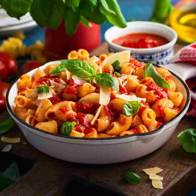 Indian Style Macaroni Pasta Recipe