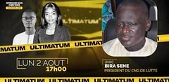 Ultimatum - Report des combats de lutte : Bira Su00e8ne, Pru00e9sident du CNG se prononce