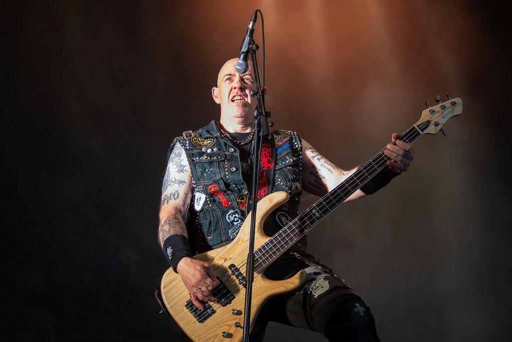 "Tony ""Demolition Man"" Dolan, Venom Inc, Hellfest 2019"