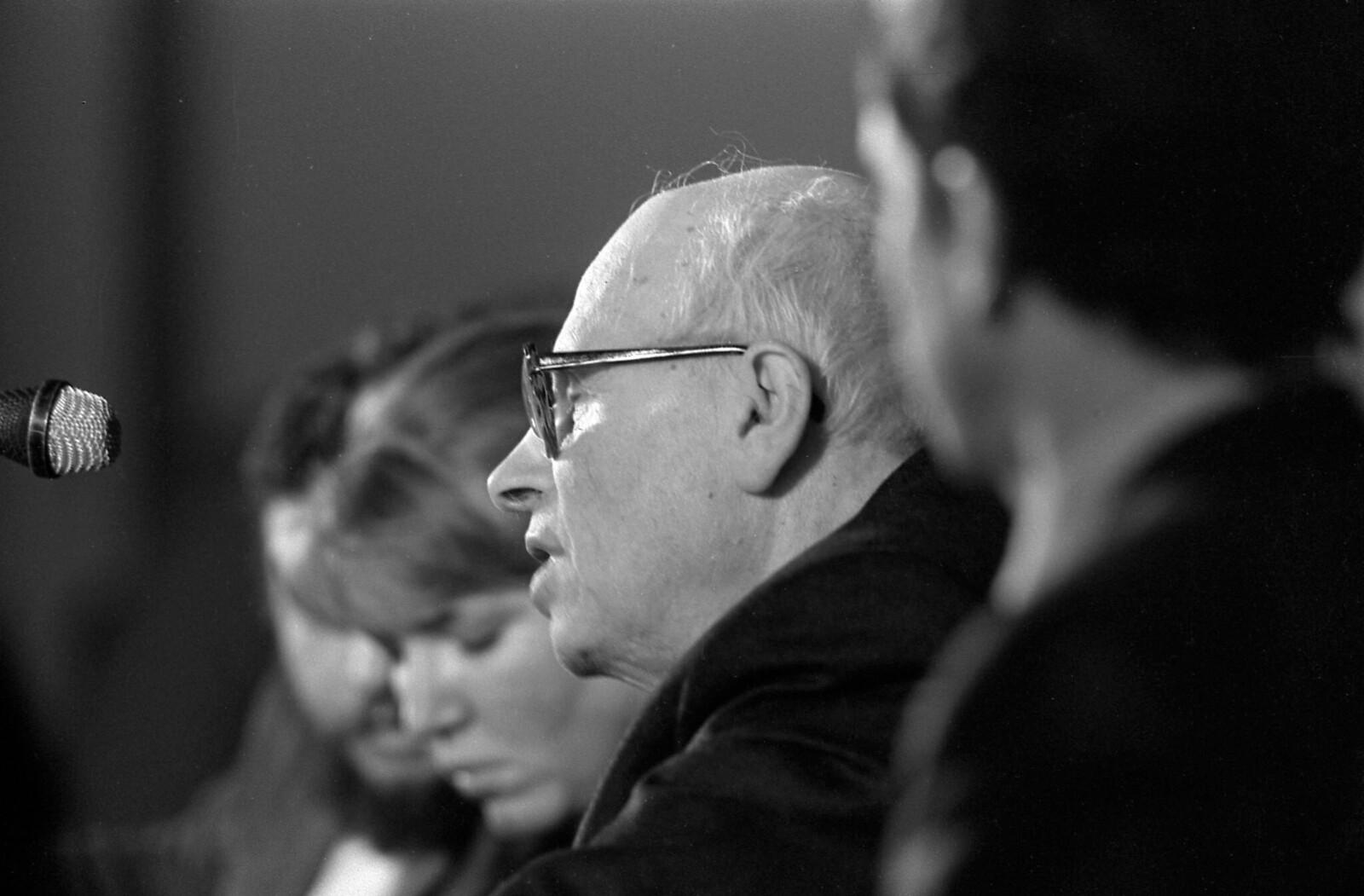1989. Андрей Сахаров