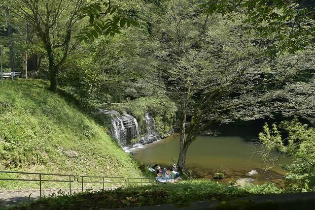 宮島狭二の滝