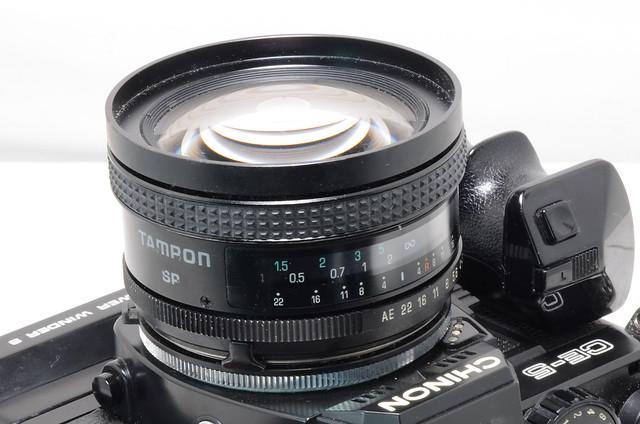 Tamron SP 17mm f3.5 Lens