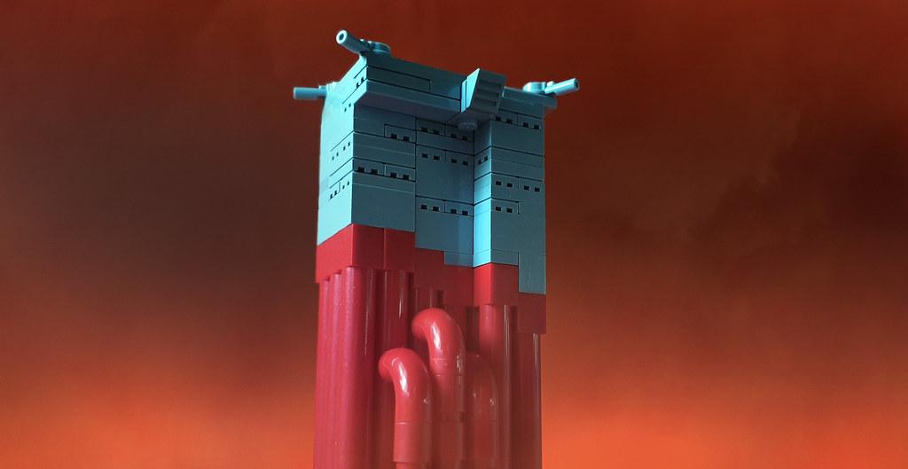 Xobtaxian guard tower