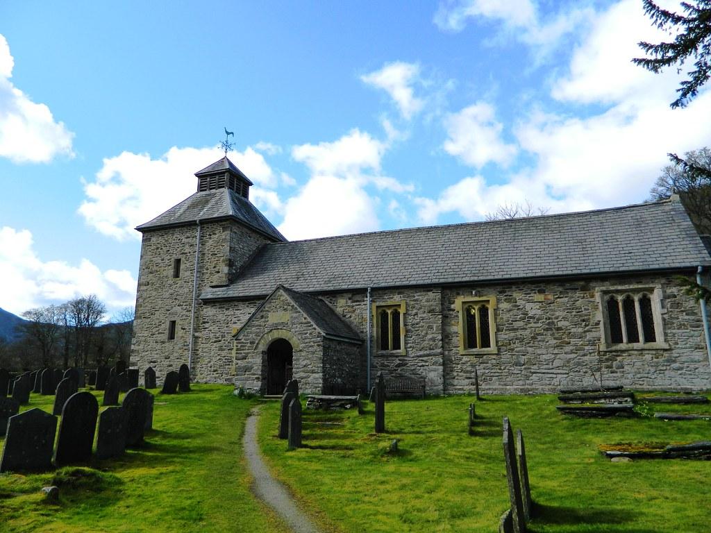 Pennant Melangell - St Melangell's Church