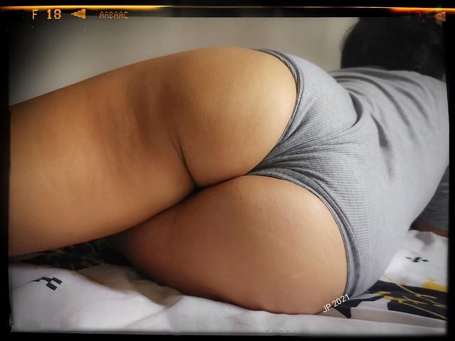 Butt galore...