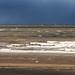 Rough sea at Pensarn