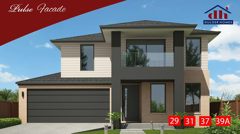 Call us for Modern Double Story House Plans in Melbourne