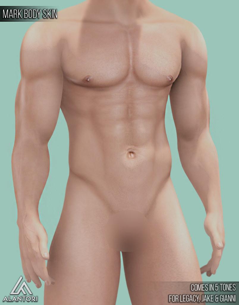 ALANTORI | Mark Body Skin for Legacy, Jake & Gianni
