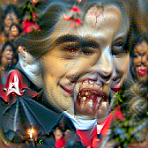 'a vampire' CLIPRGB