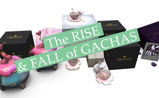 The Rise & Fall of Gachas