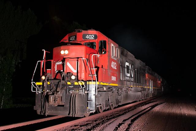 Nighttime tunnel motor