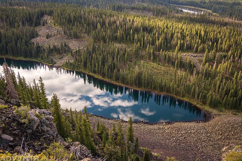 Lake Below