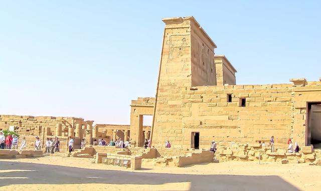 Philae Temple of Isis DSCF3203