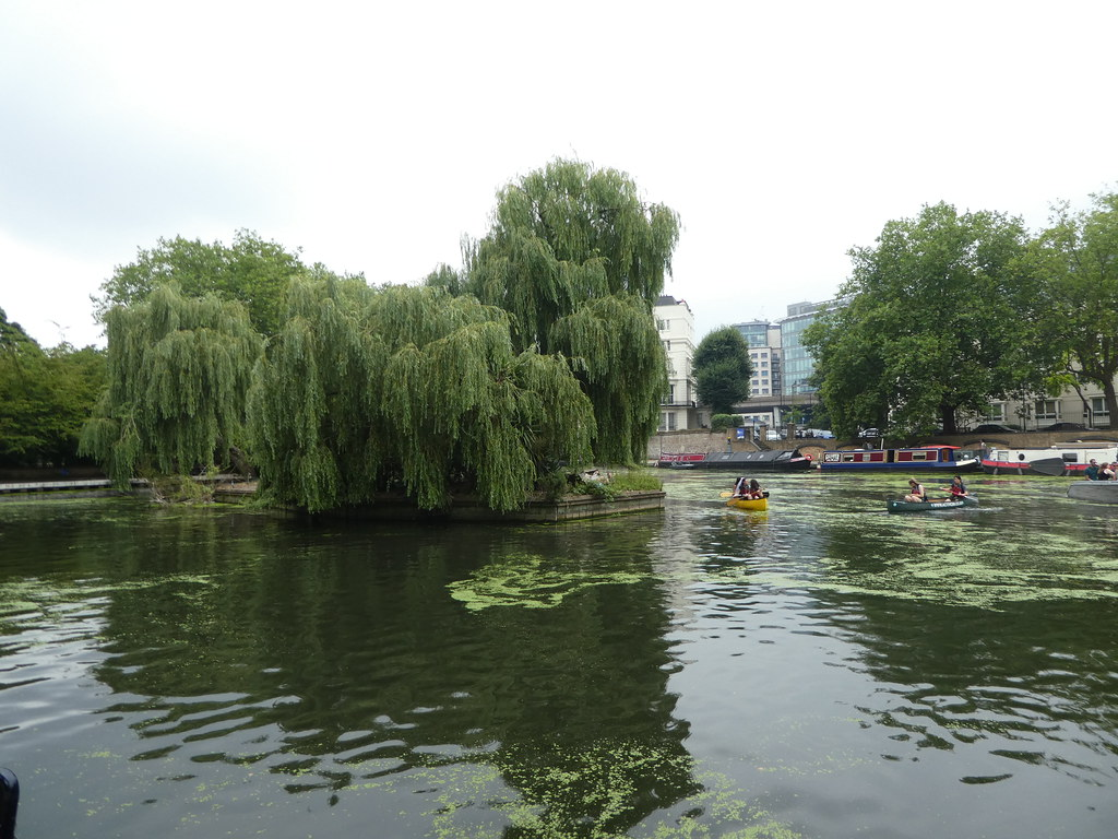 Browning's Pool, Little Venice