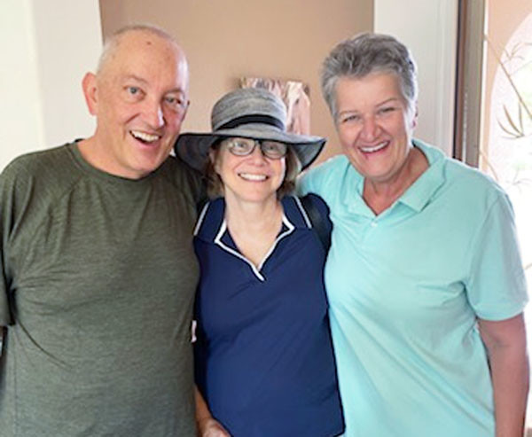 John Kalkowski, Janet Owen, Diane John Kalkowski