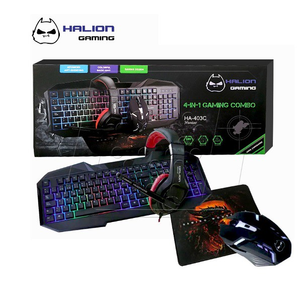 combo-gamer-halion-4-en-1-hunter-ha-403c