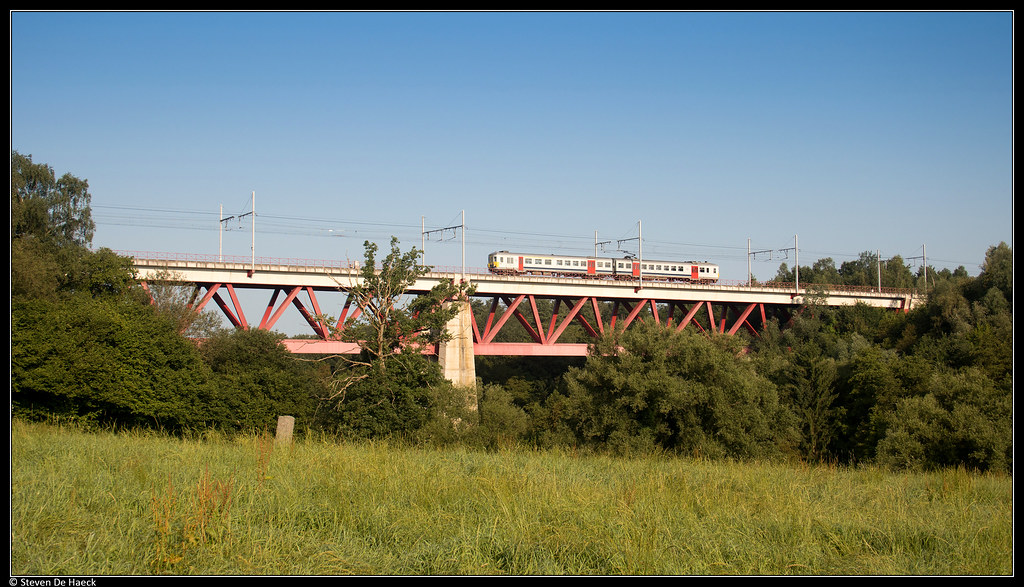 NMBS 660 @ Hammerbrücke