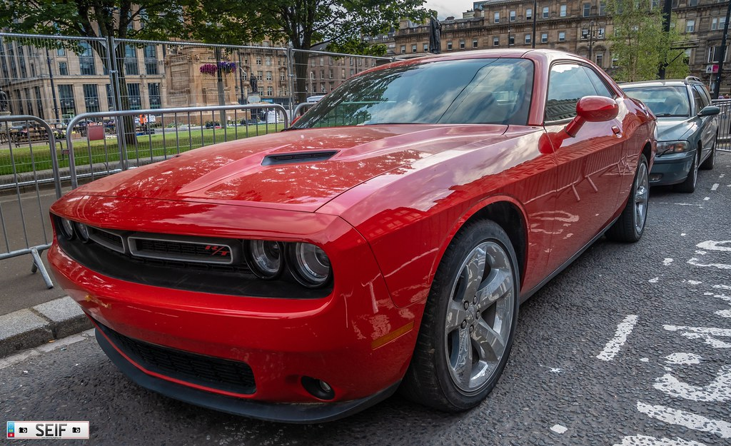 Dodge charger  RT Glasgow Scotland 2021
