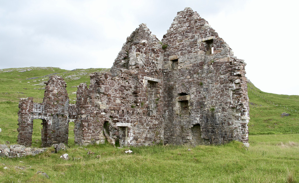 The Old Ruin - Calda House