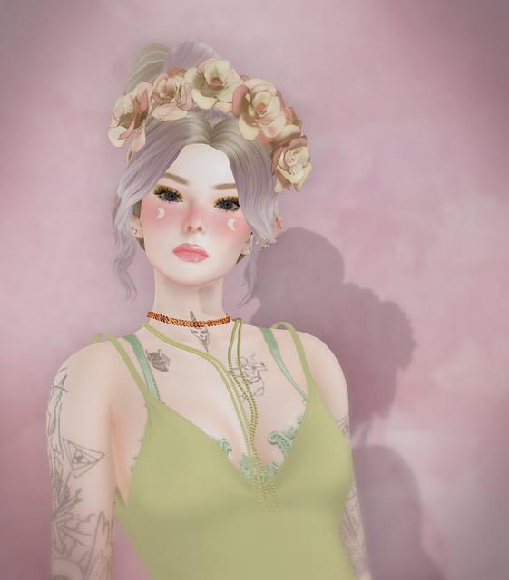 Helli Riddler - SL Syndicate - Moonflower - Headshot
