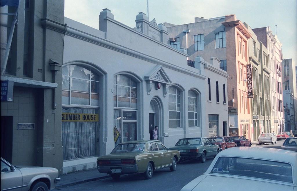 Melbourne Flinders Lane 095-101, Denniston & Co  Rosati -CAD 1985 - Sheet 32-12  176