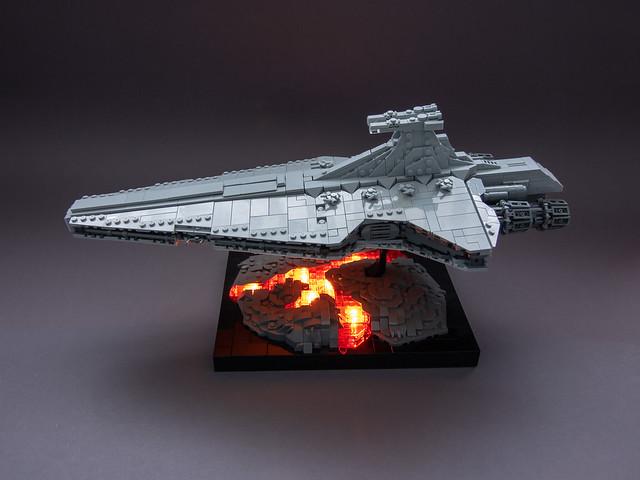 Venator Star Destroyer Indomitable