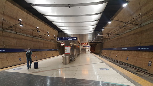 Terminal 1–Lindbergh station