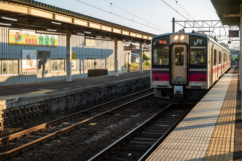 奥羽本線(青森行き)