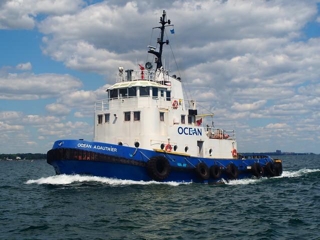 Ocean A. Gauthier (Canadian tug)