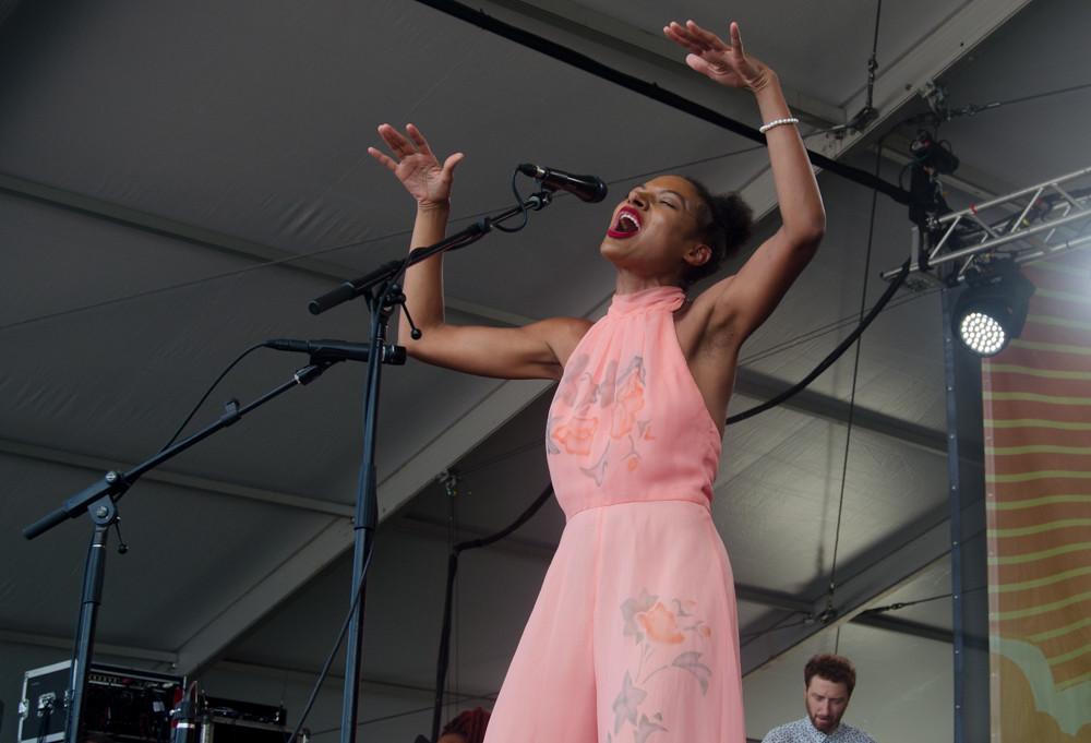 Allison Russell at Newport Folk Fest